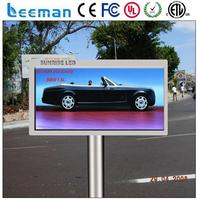 outdoor led walking billboards p10 full color video outdoor led sign taxi led display sign