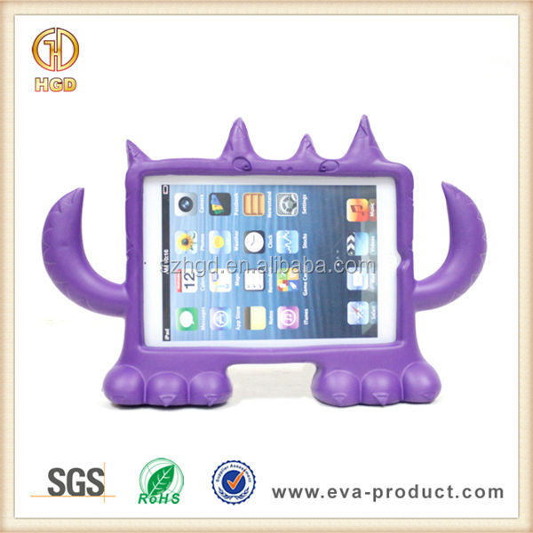 for ipad cover/shock resistant cover for ipad mini/cover for ipad