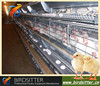 2015 New Style automatic philippine layer farm chicken cage