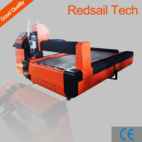 Redsail Servo Motor 4*8 feet cnc router M1325-AT with Italy HSD spindle