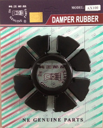 high performance motorcycle damper rubber