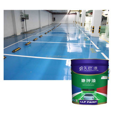 JBQ-N5050 Epoxy Garage Floor Coatings