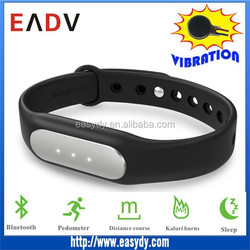 Factory dropshipping pedometer smart bracelet, bluetooth watch for mobile phone