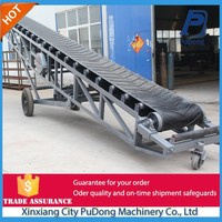 Good performance professional conveyor belt loader