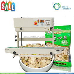 High efficiency OEM automatically sealing machine pack/film continue