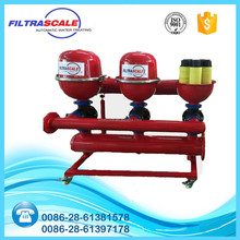 Filtrascale FC4AK3 automatic water recycling disc filter