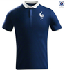 2016 France's Euro 100 Polyester Dri Fit Football Polo T Shirts
