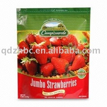 2012 Fresh Fruit Snack Flat Packaging Pouch