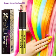 Colorful Party Hair Colors Hair Dye Hair Mascara Real Plus Hair Color Products