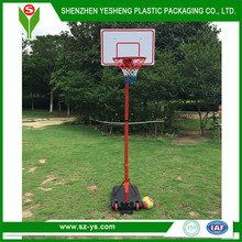 Wholesale High Quality Plastic Basketball Hoop Stand For Kids