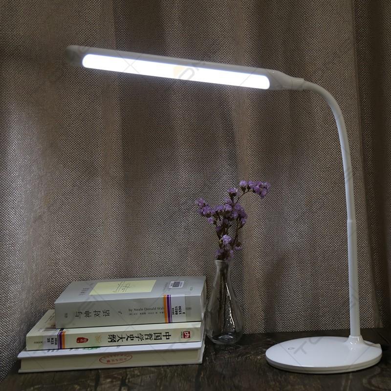 Nuevo Diseño de Alto Lumen 3 Oscurecimiento Lámparas de Lectura Lámpara de Mesa LED para Las Uñas