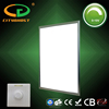 48W dimmable 620x620,PC difusser IES test 5 years warranty led flat panel light