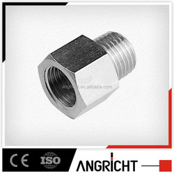 B409 China Hexagon head bsp male and female thread adapters