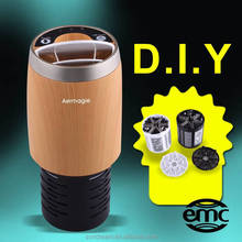 Hot sales negative ions small air purifier for car refresher