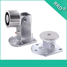 RRD LOCK MDH2300-80 zinc alloy fail safe door stopper use with fire control system door access system and IC card system