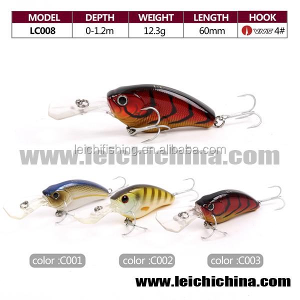 Hard lure wholesale fishing tackle buy wholesale fishing for Wholesale fishing tackle outlet