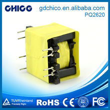 Strong power electric car audio transformer PQ2620