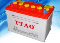 High quality 12v dry charge car batteries made in China wholesale