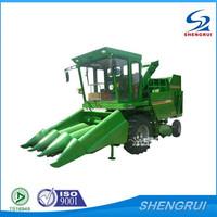 corn combine harvesting machine corn harvester with Threshing functions of combine harvester