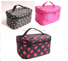 2015 fashion cometic case personalized promotion cosmetic bags