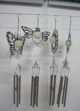 For Garden Decoration Metal Insects Hanging Wind Chime Factory