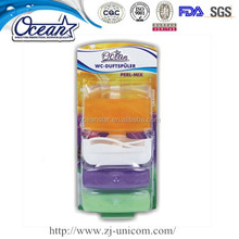 55ml 1+2 refill powerful sweep toilet liquid cleaner