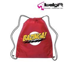 Waterproof Custom Nylon Drawstring Bag