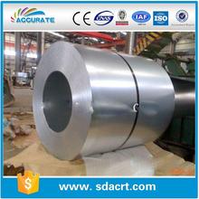 Accurate JIS Galvanized steel coil SGS Inspection zero spangle