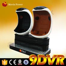 Egg Cinema Simulator 9d dynamic theatre equipment