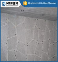 Professional factory supply trendy style fiber cement board for interior cladding from manufacturer