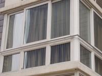 hot sale anodized aluminium casement window