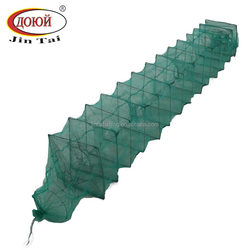 Knotless Fish Cage Net