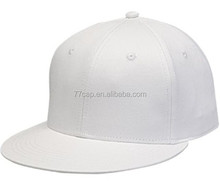 Custom simple snapback cap bulk