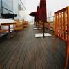 Waterproof Outdoor Flooring Dark Carbonized Bamboo Decking