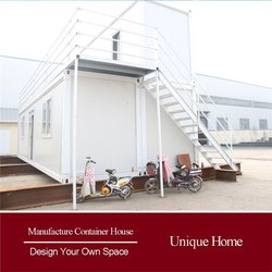 Economical Modern Recycled Prefab  mobile villa homes house prices