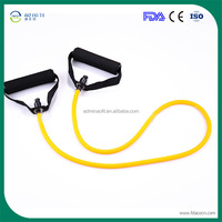 where to buy resistance bands Selling factory direct sale power ropes Natural Rubber resistance exercises