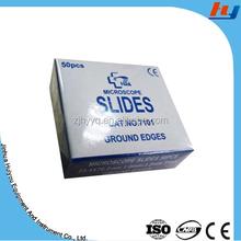 7101 Universal Ground edges CE/TUV/FDA/ISO certification Microscope Slides
