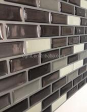 domed epoxy resin tile