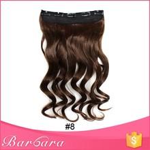 Barbara súper ventas en ee.uu. mercado más populares fibra sintética extensión del pelo