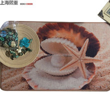 Fashion styles Printed memory foam hight quality Bath rug/mat