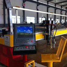 Automatic gantry CNC Plasma sheet metal binding cutting machine