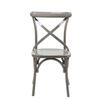 Heavy Duty Industrial Vintage cross back cafe Chair