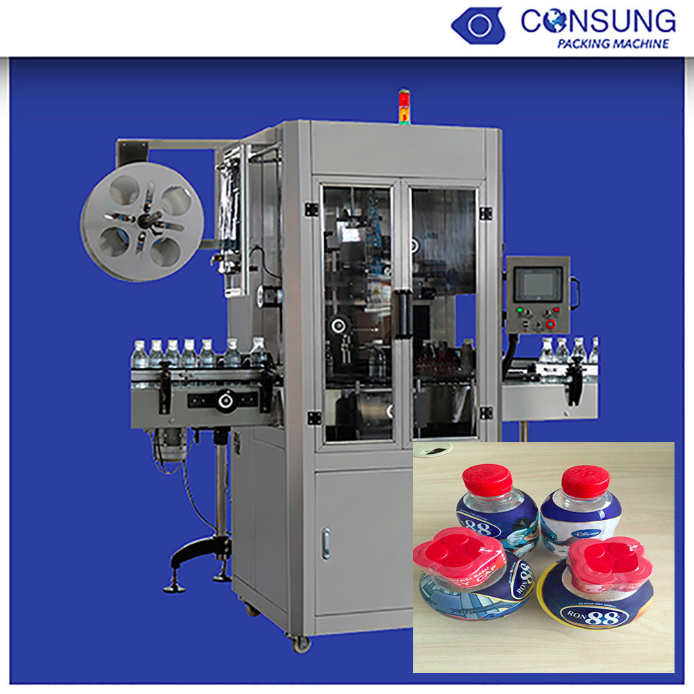 automatic label applicator machine