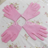 New hi-tech super moisturizing hand skin care silica gel desiccant silica gel sex doll cotton gel gloves