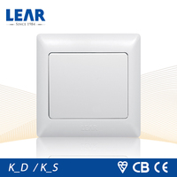 Professional light switch with led backlight