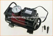 DC 12V Mini Electric Air Compressor Cigarette Pump Portable Car Inflation Pump 451713
