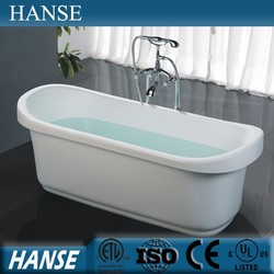 HS-B521 Modren design 47 inch length small bathtub,dog bathtubs price