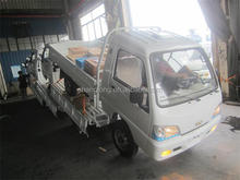 China 4x2 Double Axles Small Truck 0.5ton (gasoline engine)
