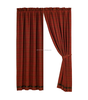 Custom curtains decoration for the living room
