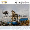 Planta estacionaria de mezcla de asfalto SAP80